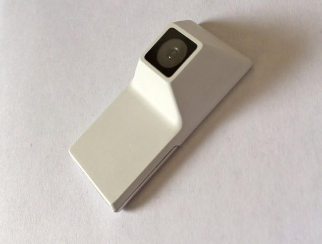 Das Team hinter Project Ara hat bereits eine Infrarot-Kamera entwickelt. (Foto: Technology Review)