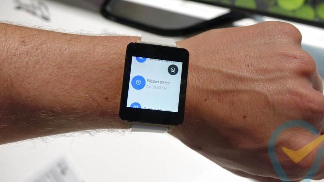 In Sachen Funktionen müssen die Smartwatches noch ordentlich zulegen.