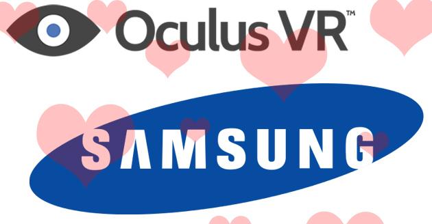 Samsung und Oculus VR arbeiten zusammen an Samsungs Mobile-VR-Headset
