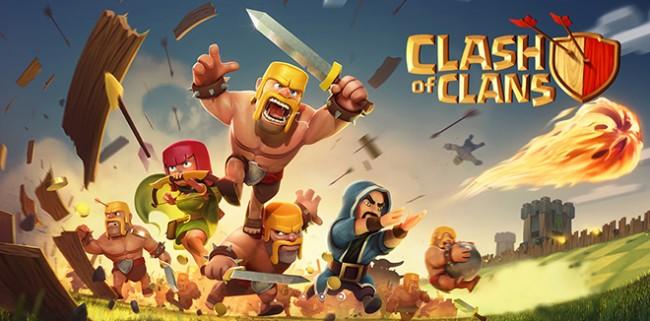 """Spiele wie """"Clash of Clans"""" spülen Millionen in die Taschen der Entwickler – und das gleich täglich (Bild: Supercell)"""