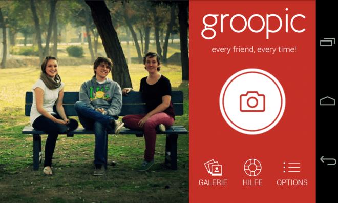 Groopic - Titelbild