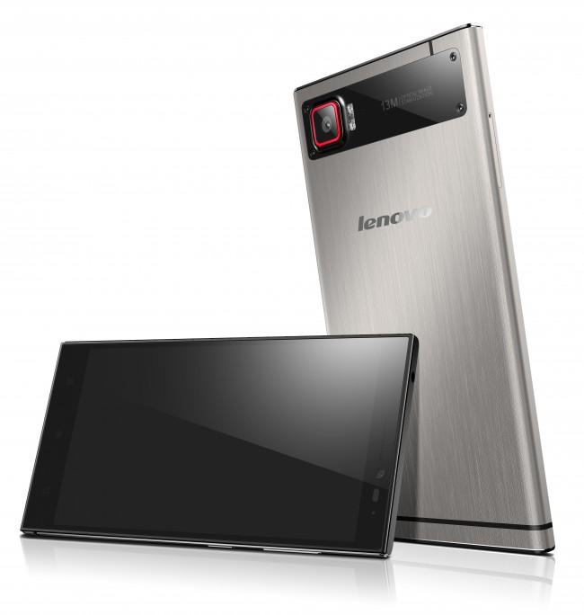 Auch das Vibe Z2 muss sich nicht vor den Konkurrenten verstecken. (Foto: Lenovo)