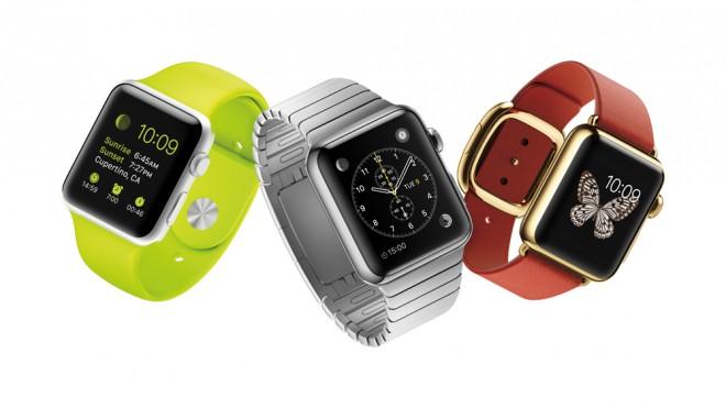 """Mit der Apple Watch wildert Apple im Uhrenmarkt. Will sich Swatch deshalb """"One More Thing"""" sichern lassen?"""