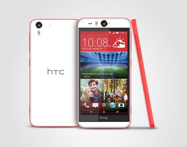 Das Smartphone wird auch in Rot erhältlich sein.