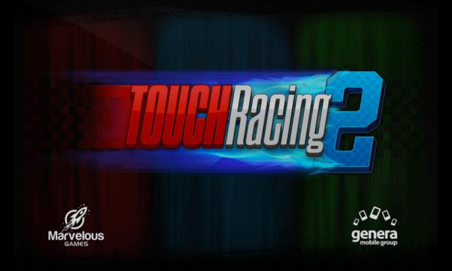 Touch Racing 2 - Titelbild
