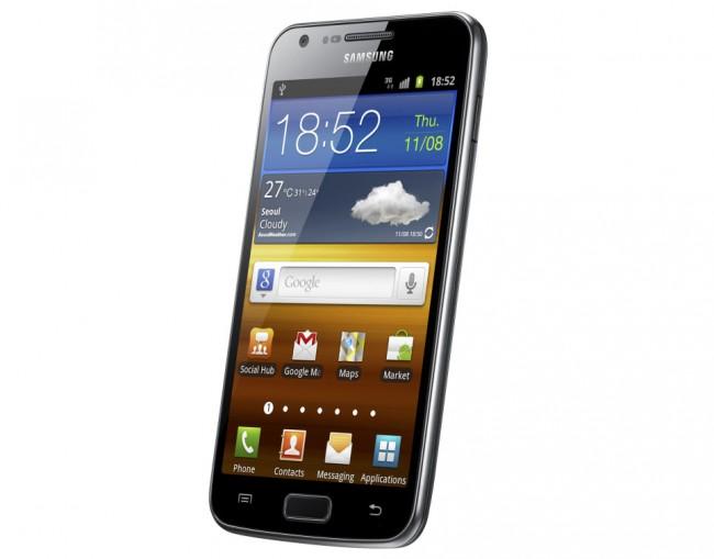 """Im Jahr 2011 hat Samsung das """"Galaxy SII LTE"""" auf den Markt gebracht – das weltweit erste Smartphone mit Übertragungsraten von 75 Mbps. (Foto: Samsung)"""