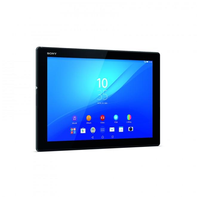 Kein Smartphone, aber ein Tablet: Auf dem MWC 2015 wurde das Xperia Z4 Tablet vorgestellt.