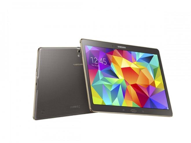 Als Basis für das SecuTablet dient das Samsung Galaxy Tab S 10.5.