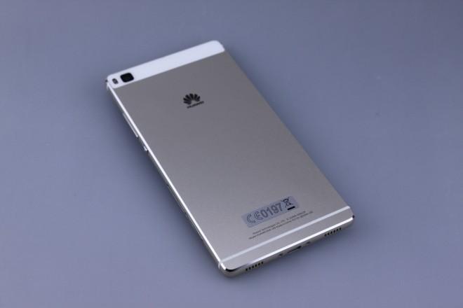 Huawei Ascend P8 Hinten