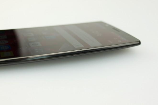 148,9 x 76,1 x 6,3 bis 9,8 Millimeter: Es mag dünnere Geräte am Markt geben, die Verarbeitung des G4 verdient allerdings Lob.