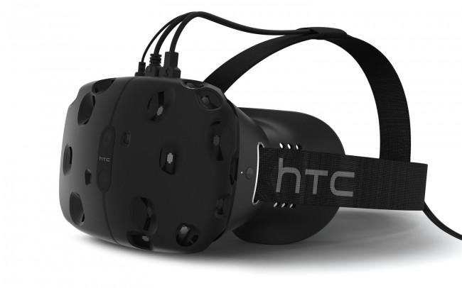 """Die Brille ist in Kooperation mit dem Spielehersteller Valve entstanden. Sie kursiert auch unter dem alternativen Namen """"Steam VR""""."""