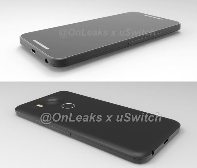 Das Nexus 5X soll ein schlichtes, gleichwohl elegantes Design besitzen.