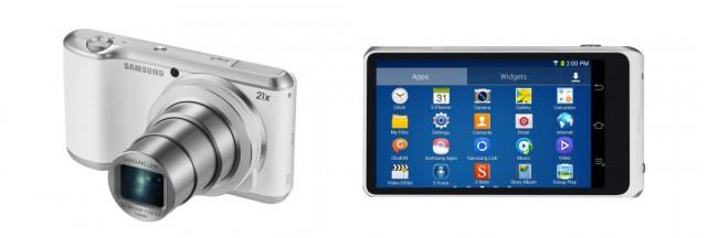 """Ursprünglich wurde Android nicht für Smartphones entwickelt, sondern als Betriebssystem für """"smarte Kameras"""". (Foto: Samsung)"""