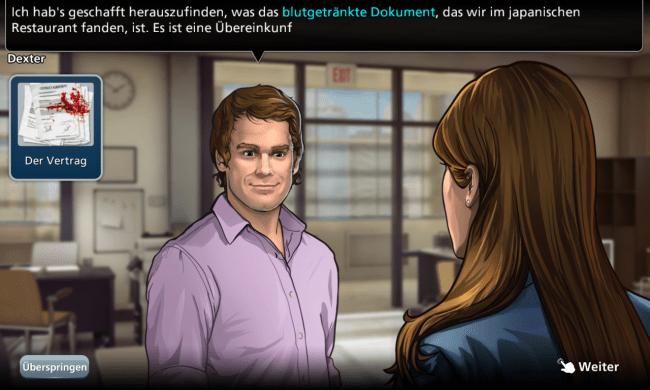 Dexter Hidden Darkness - 02