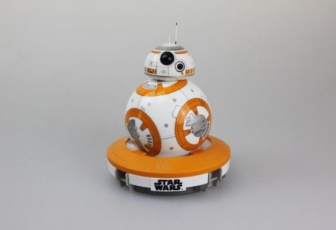 Vernetzte Spielzeuge, wie beispielsweise der BB-8 von Sphero stellen ein beliebtes Ziel für Angreifer dar.