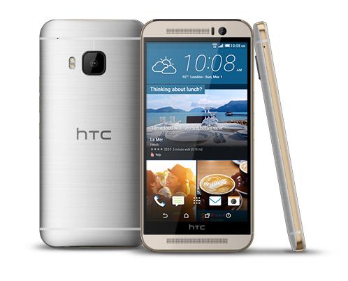 Das HTC One M9 gehört zu den Smartphones, die ein Upgrade auf Android 6 erhalten werden. (Foto: HTC)