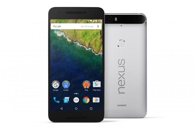 Auch das Google-Smartphone Nexus 6P dürfte bald ein Update auf die Android-Version 6.0.1 erhalten. (Foto: Google)