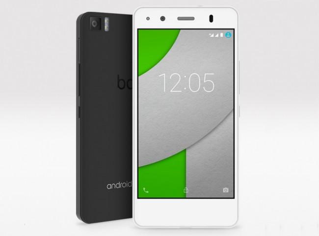 """Mit dem BQ Aquaris A4.5 ist kürzlich das erste Smartphone der """"Android One""""-Reihe in Deutschland erschienen. (Foto: BQ)"""