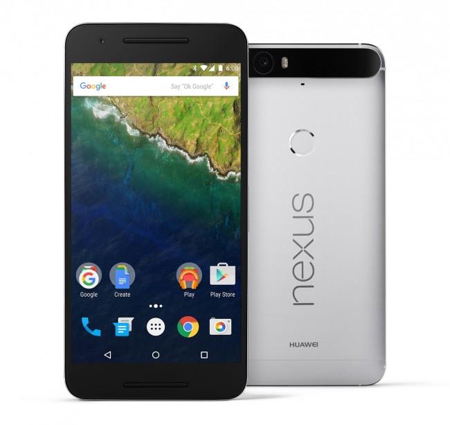 Das neue Google-Smartphone Nexus 6P ist ab sofort auch in Deutschland und in Österreich verfügbar. (Foto: Google)