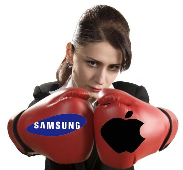Und wieder hat sich Apple auf Samsung eingeschossen, diesmal geht es aber genau genommen um Android 4.0