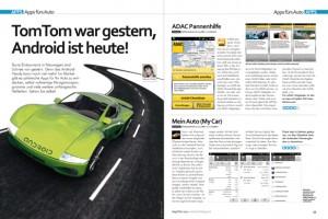Apps fürs Auto (kompletter Bericht)