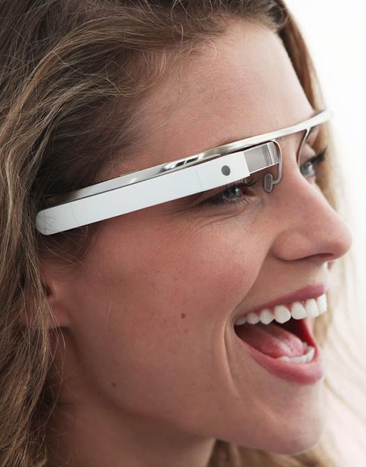 Google Glass. Quelle: projectglass googleplus