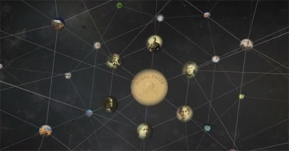 Google Knowledge Graph. Foto: Google
