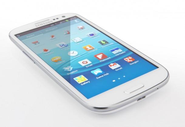 Vor allem das Samsung Galaxy S3 hat sich sehr gut Verkauft und bescherte Samsung ein Rekordergebnis. Foto: Samsung.