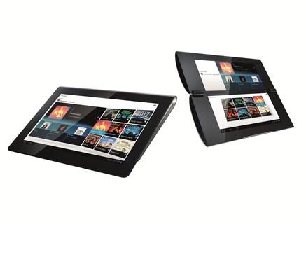 Bekommen ein Update auf ICS: die beiden Sony Tablets S und P