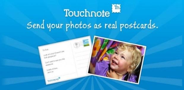 Touchnote Postkarten - Touchnote Ltd.