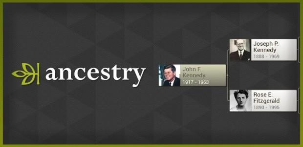 ancestry main