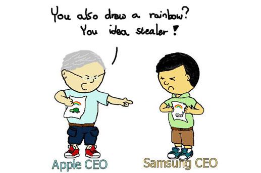 Der Kampf zwischen Samsung und Apple geht weiter. Diesmal allerdings hinter den Kulissen.