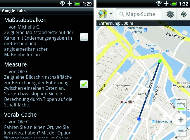 Entfernungsmesser Maps : Google maps entfernungen messen androidmag