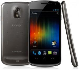 Das erste Galaxy Nexus ging heute Morgen in England über den Ladentisch