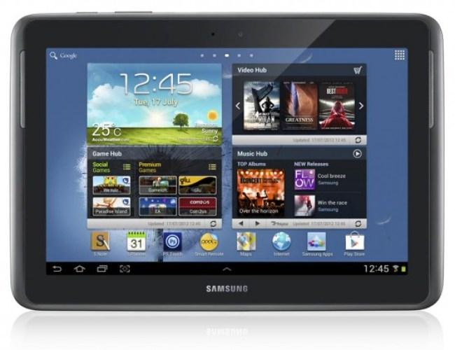 Handelt es sich beim SM-P900 um eine Neuauflage des Samsung Galaxy Note 10.1?