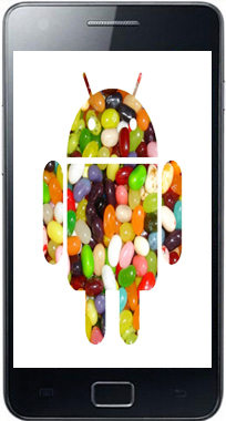 Seit heute steht das Jelly Bean Update in Kies für das S2 zur Verfügung.