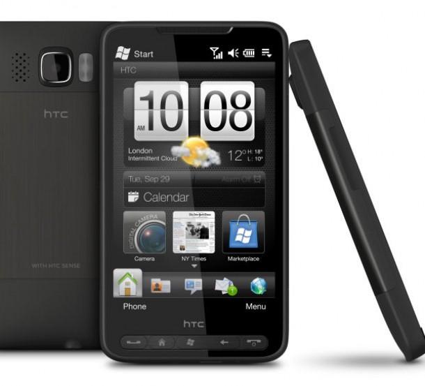 Das HTC HD 2 bekommt ein Update auf Android 4.1 Jelly Bean. Foto: HTC.