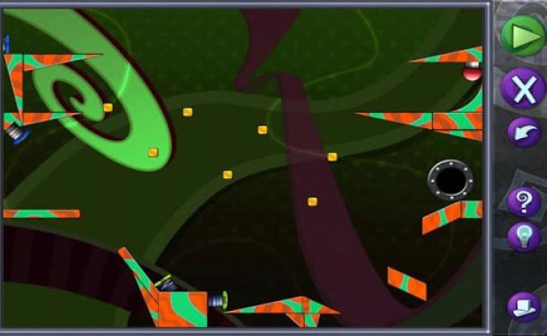 Die Spielphysik ist sehr präzise ungesetzt, Schwindeln ist nicht möglich.