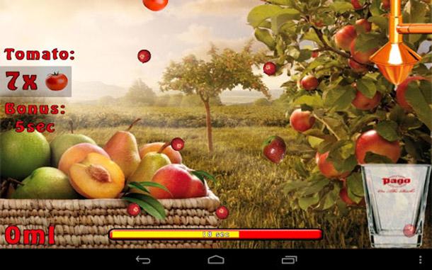 Damit am Ende der unverkennbare Geschmack der Pago Fruchtsäfte herauskommt, müssen die richtigen Früchte eingesammelt werden.