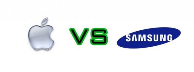 Die Patent-Streitigkeiten Apple gegen Samsung gehen in die nächste Runde.