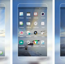 Theme for Oppo Neo 5 HD