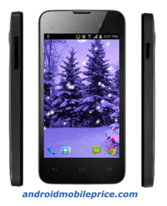 Symphony Xplorer E76 specification