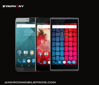 Symphony released three new smartphone- H250, H60, H120 ...