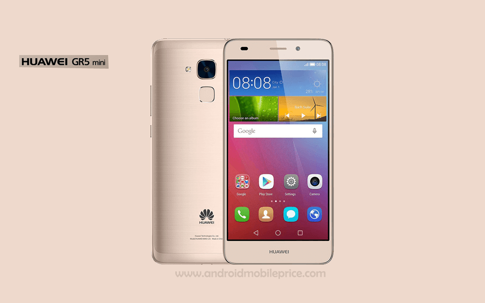 Huawei GR5 Mini Full Specifications & Price in BD