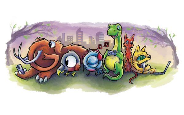 Doodle 4 Google Winners