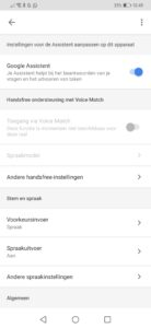 Google Voice Match unlocking stops: voice recognition too unsafe