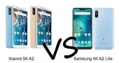 Xiaomi Mi A2 dan Mi A2 Lite, Spesifikasi, Harga dan Perbandingan
