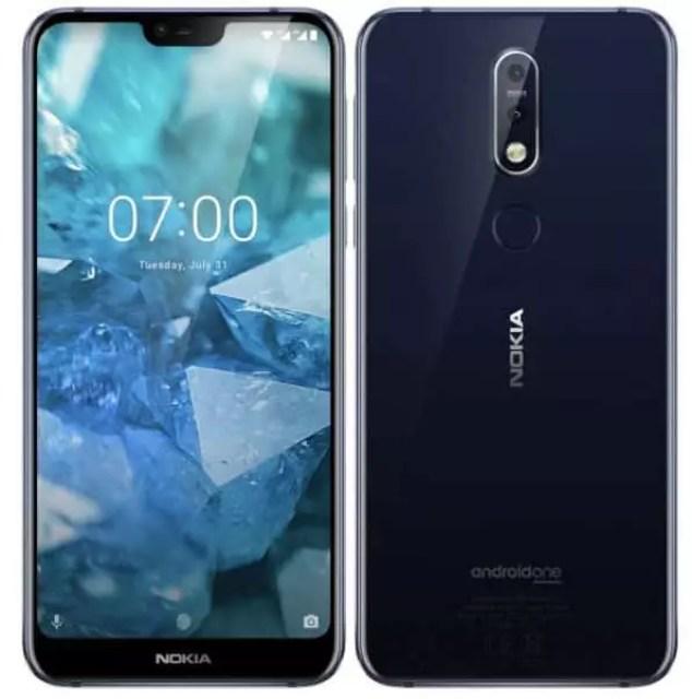 Spesifikasi dan Harga Nokia 7.1 di Indonesia