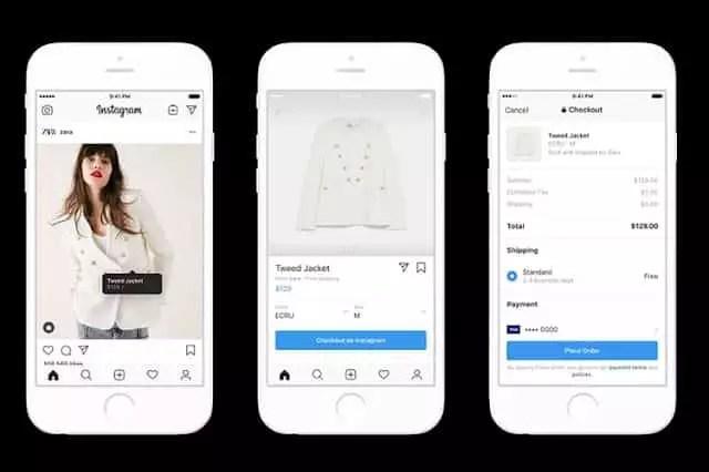 Fitur Baru Instagram Belanja Online Langsung Di Dalam Aplikasi