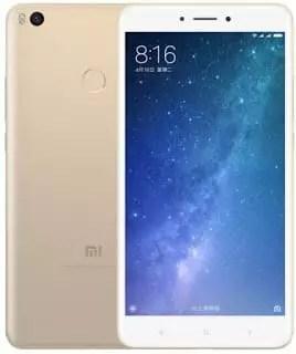 handphone xiaomi Mi Max 2 baterai besar